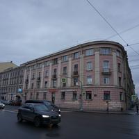 На Звенигородской улице.