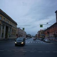 Улица Константина Заслонова.