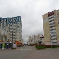Тихоокеанская улица, поселок Парголово