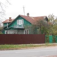 улица Первого Мая, поселок Парголово