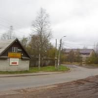 улица Подгорная, поселок Парголово