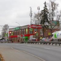 Выборгское шоссе, посёлок Парголово