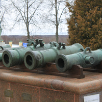 Пушки Бородино