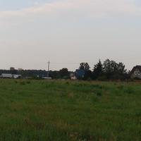Деревня Никольское со стороны 7 участка