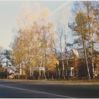 Школа в деревне Новосидоровской. 1997г.