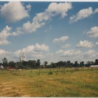 На западной окраине села Власово. 1994г.