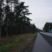 Лахтинский проспект.