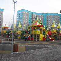 г.Оренбург, двор по ул.Липовая