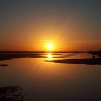 Озеро Шотт-Эль-Джерид