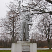 В память о героях МОРСКОГО ДЕСАНТА 1944г.