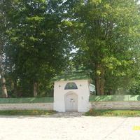 Ворота храма Рождества Богородицы