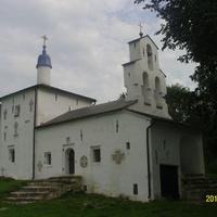 Храм Николая Чудотворца на Труворовом городище