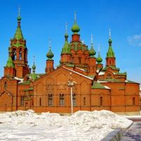 Церковь А.Невского 2013г