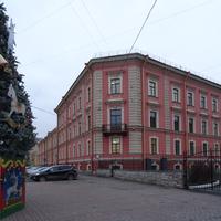 Лиговский проспект, дом 8