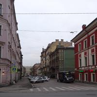Озёрный переулок