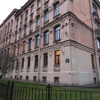 Прудковский переулок, 1