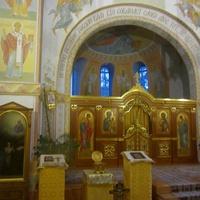 Сосновый Бор. Церковь Александра Невского
