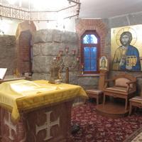 Огоньки. Церковь Троицы Живоначальной