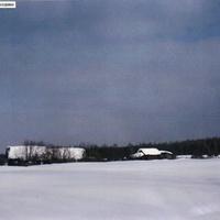 Остатки бывшего села Илкодино. 1994г.