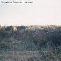 На месте дома Батуриной в Илкодино. 2004г.