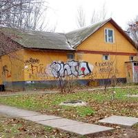 Заброшенный дом на ул. 30 лет Победы