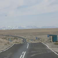 дорога в Кош- Агач