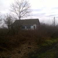 Кубань. Заброшенный домик