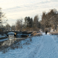 Река Славянка