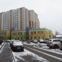 Детский садик на Дунайском пр.