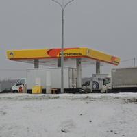 Мкад, АЗС Роснефть