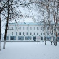 Резиденция наместника.