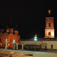 Вечерний Кремль.