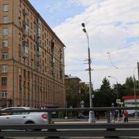 Широкий проезд (1-й Банный переулок)