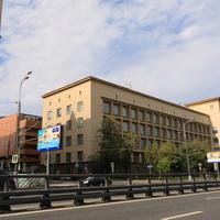 2-я Московская типография Гознака. Бывший полиграфический комбинат 1936 года постройки