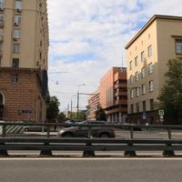 Проезд в честь Михаила Степановича Ольминского, старого большевика