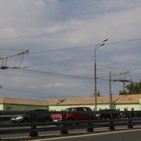 Линейный отдел МВД на станции Москва-Рижская