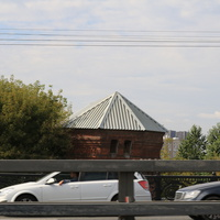 Старая водонапорная башня депо Рижского вокзала