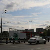 Проспект Мира, АЗС Нефтьмагистраль