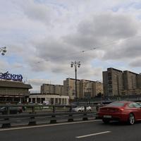 Сущёвская эстакада