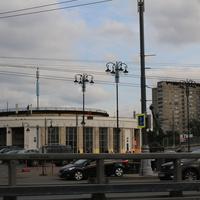 Станция Рижская Московского метрополитена имени В. И. Ленина
