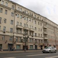 Проспект Мира, дом 1930-1940-х годов