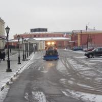 Новый музей железных дорог России