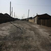 улица в Кош- Агаче
