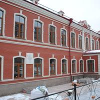 Здание поликлинике 1904 г.