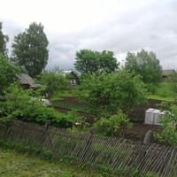 Селилово. Не  перевелись  ещё крестьяне. Май 2010 года.