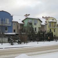 Улица Глухарская.