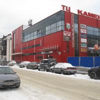 Улица Глухарская