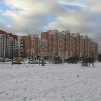 Проспект Авиаконструкторов.