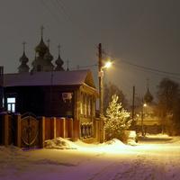 Улица Садовая.