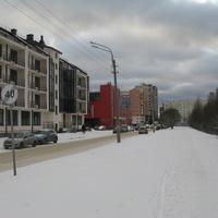Глухарская улица.